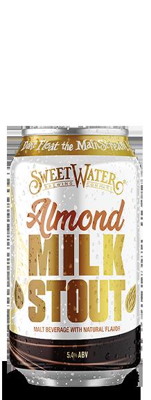 Almond Milk Stout