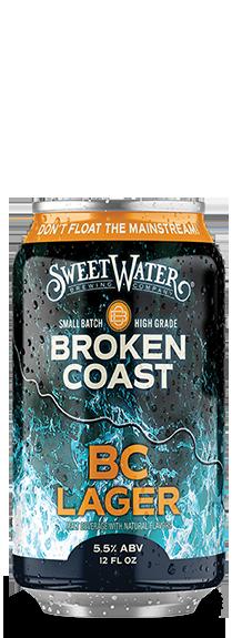 Broken Coast Lager