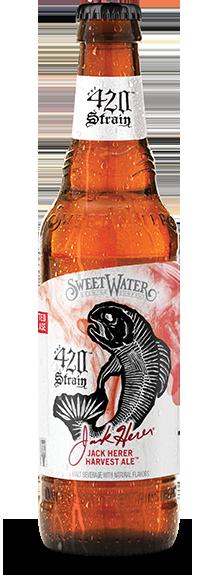 420 Strain Jack Herer Harvest Ale